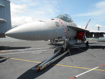 F-18 Fighter Jet Stock Images