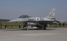 F-16 Fighting Falcon Royalty Free Stock Photos