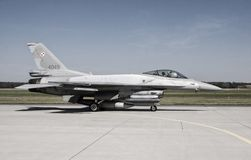 F-16 Fighting Falcon Royalty Free Stock Images