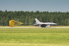 F-16 Fighting Falcon Royalty Free Stock Photography