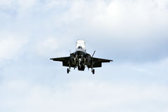 F-35 Front Royalty Free Stock Photography