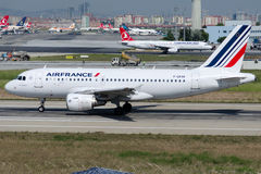 F-GRXK Air France, Airbus A319-115 Royalty Free Stock Photo