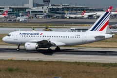 F-GRXM Air France, Airbus A319-112 Foto de Stock