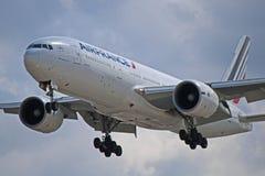 F-GSPD: Air France Boeing 777-300ER em YYZ imagem de stock royalty free