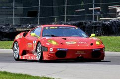 F430 GT race car Royalty Free Stock Image