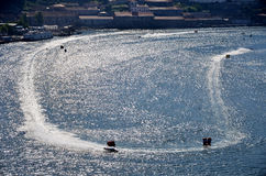 F1H2O-världsmästerskap Porto 2015 Portugal arkivbild