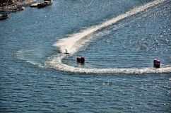 F1H2O World Campionship 2015 Porto Portugal Royalty Free Stock Image
