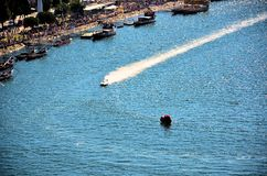 F1H2O World Campionship 2015 Porto Portugal Royalty Free Stock Photography