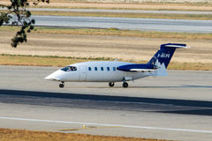 F-HCPE Pan Europeene Air Service, Piaggio p-180 Avanti Stock Fotografie