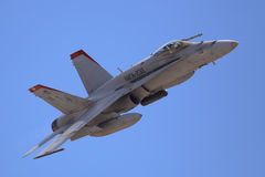 F18 Hornet Royalty Free Stock Photo