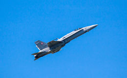 F-18 Hornet Royalty Free Stock Images