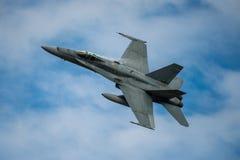 F-18A Hornet Stock Photos