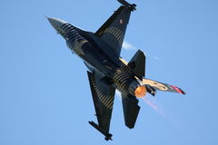 F16 jastrząbek Fotografia Royalty Free