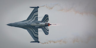 F16 jet Royalty Free Stock Image