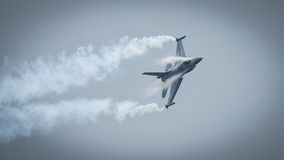 F16 jet Stock Photography