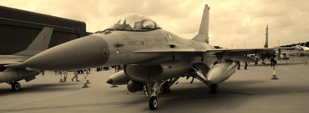 F16 jet Stock Images