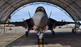 F-35 Joint Strike Fighter Royalty Free Stock Photography