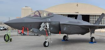 F-35 Joint Strike Fighter Royalty Free Stock Image