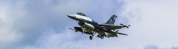F-16 royalty free stock photos