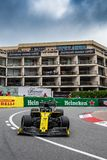 F1, 2019, Monaco GP, FP2 stockbild