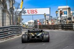 F1, 2019, Monaco GP, FP2 lizenzfreie stockbilder