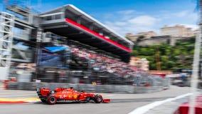 F1, 2019, Monaco Grand Prix, FP2