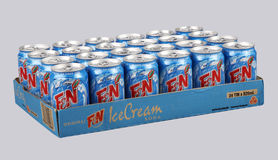 F&N ποτά σόδας Στοκ εικόνα με δικαίωμα ελεύθερης χρήσης