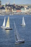 ÅF Offshore Race 2015 Royalty Free Stock Photo
