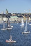 ÅF Offshore Race 2015 Stock Photos