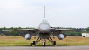 F-16 olandese Fotografia Stock