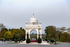F9 park Islamabad stock foto's