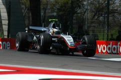 F1 2005 - Pedro De La Rosa Royaltyfri Foto