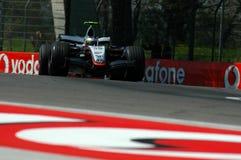 F1 2005 - Pedro De La Rosa Royaltyfri Fotografi