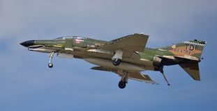 F-4 Phantom Fighter Jet Royalty Free Stock Image