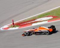 F1 Photo - Formula One Marussia Car : Stock Photos royalty free stock photos