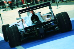 F1 photo - formula one race car - Stock photo Stock Image