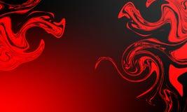 F?r bakgrundsvektor f?r r?d och svart suddighet abstrakt design, f?rgrik suddig skuggad bakgrund Jul bokeh stock illustrationer