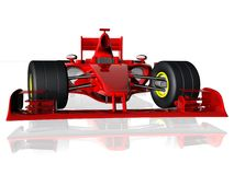 F1 race car Royalty Free Stock Photos