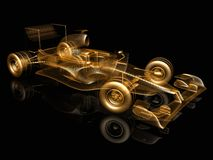 F1 race car Stock Photo