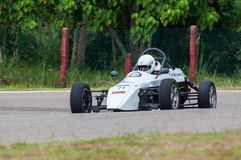 F1 Racing car in srilanka. Pannala  Race track In srilanka Photo taken on: May 27th, 2012 Stock Image