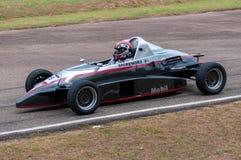 F1 Racing car in srilanka. Pannala  Race track In srilanka Photo taken on: May 27th, 2012 Royalty Free Stock Photos