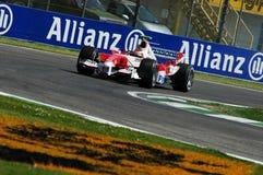 F1 2005 - Ralph Schumacher Arkivbilder
