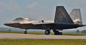 F-22 Raptor Royalty Free Stock Photo