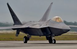 F-22 Raptor Royalty Free Stock Image