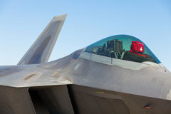 F-22 Raptor Jet Royalty Free Stock Photo