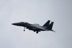 F15-E Strike Eagle        Royalty Free Stock Photos