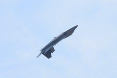 F22 RAPTOR (LOCKHEED-MARTIN). Defenders of Freedom Military Airshow Nebraska 2014 Stock Photography