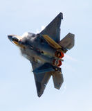 F-22 Raptor royalty free stock photography