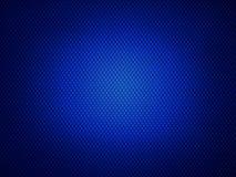 f?rgad abstrakt bakgrund Svarta prickar på blått royaltyfria foton
