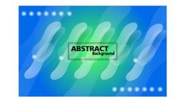 f?rgrik abstrakt bakgrund flöda och dynamisk formbakgrund royaltyfri illustrationer